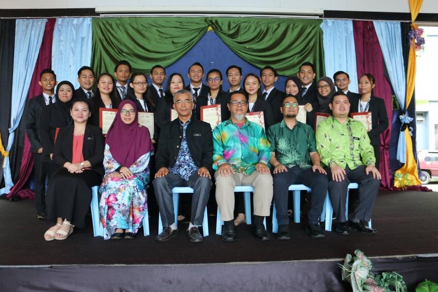 Majlis Penyampaian Watikah Perlantikan MPP PMBS Sesi Disember 2019